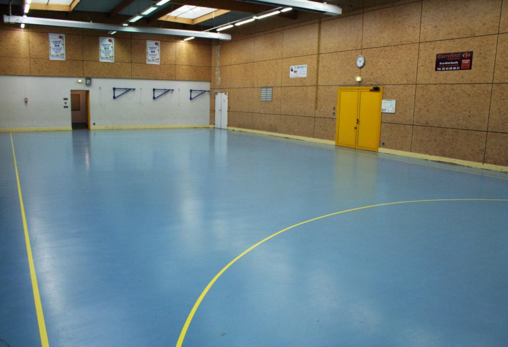 La salle Véga du Roller Sport Club Connerré